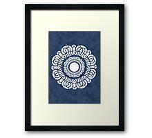 Legend of Korra - White Lotus Framed Print
