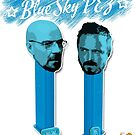 Blue Sky Pez! by Sir-Ibbington