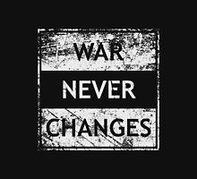 War. War never changes. (fanart) Classic T-Shirt