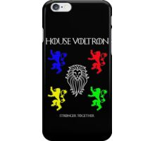 House Voltron - Game of Thrones Mashup iPhone Case/Skin