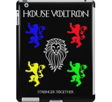 House Voltron - Game of Thrones Mashup iPad Case/Skin