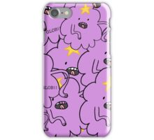 Oh My Glob iPhone Case/Skin