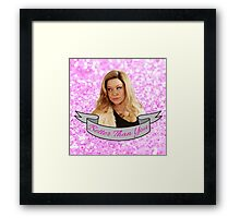 Krystal Goderitch - Better Than You Framed Print