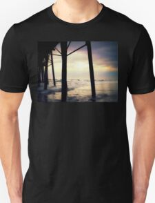 """Oceanside - Late Afternoon""  Unisex T-Shirt"