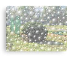 Bush ball Canvas Print