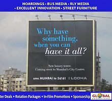 Advertising Media Service in India - Global Advertisers by vaishaligori10