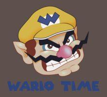 Wario Time! Baby Tee