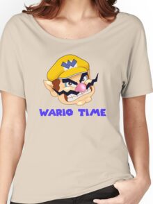 Wario Time! Women's Relaxed Fit T-Shirt