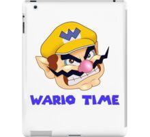Wario Time! iPad Case/Skin