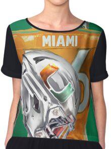 Miami! Chiffon Top