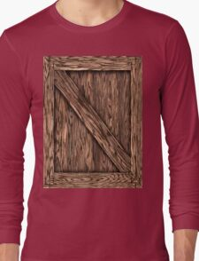 That's just crate! Long Sleeve T-Shirt