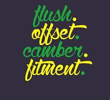 flush offset camber fitment (2) Unisex T-Shirt