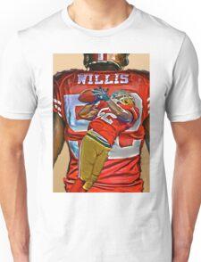 Willis! Unisex T-Shirt