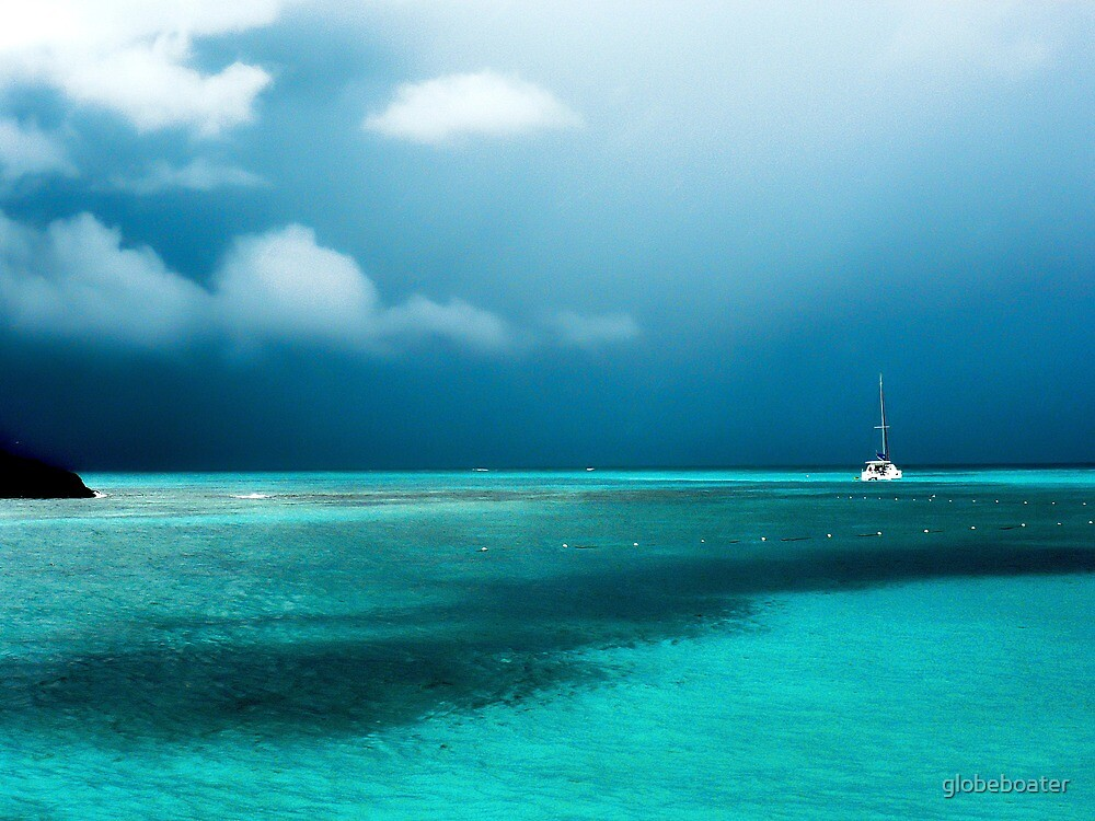 Ominous  by globeboater