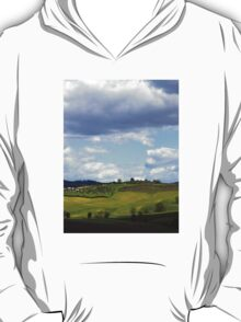 All About Italy. Tuscany Landscape 1 T-Shirt