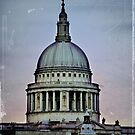 St Pauls Cathedral, London by kathy archbold