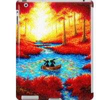 CIRCLE OF HOPE iPad Case/Skin