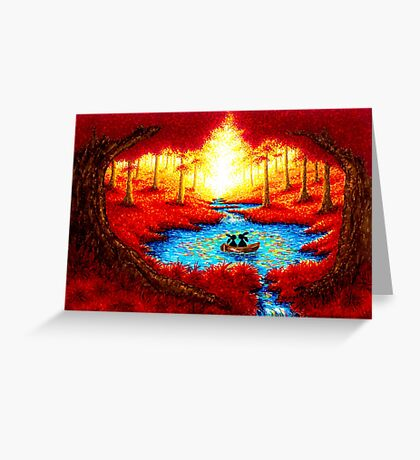 CIRCLE OF HOPE Greeting Card