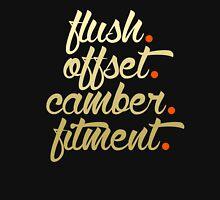 flush offset camber fitment (6) Unisex T-Shirt