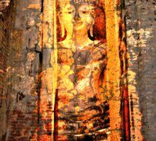 Buddha Sunrise Sri Chum Temple Sticker