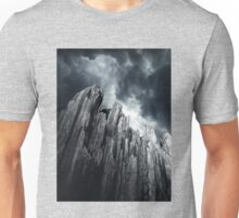 Wooden Smoky Mountain  Unisex T-Shirt