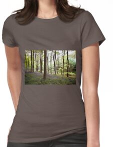 Bluebell Woods Womens Fitted T-Shirt