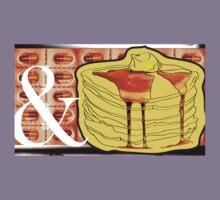 Pancakes and Prozac Kids Tee