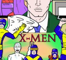X-Men 1960s Sticker