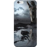 Global Warning - Statue of Liberty iPhone Case/Skin
