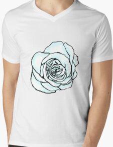Open White Rose T-Shirt