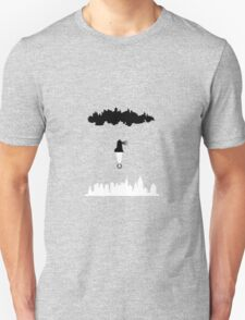 Columbia And Rapture Unisex T-Shirt
