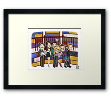 The ScoobyGang Framed Print