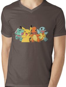 The Gang Mens V-Neck T-Shirt