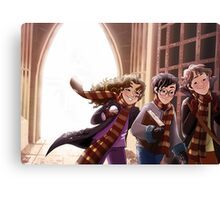 The Great Hall of Hogwarts Canvas Print