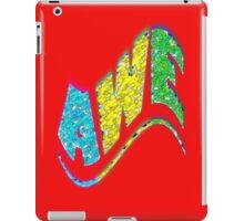 AWE iPad Case/Skin
