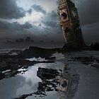 Global Warning - Big Ben by Mark A. Garlick