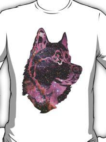Space Husky T-Shirt