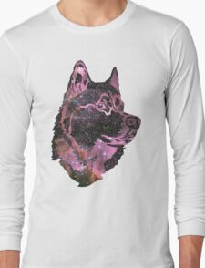 Space Husky Long Sleeve T-Shirt