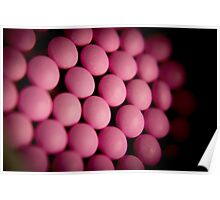 Many pink pills Poster
