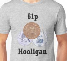 61p Hooligan Unisex T-Shirt