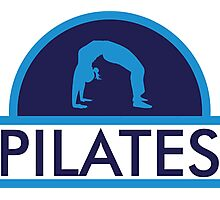 Pilates Photographic Print