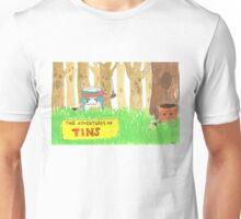 The Adventures of Tins Unisex T-Shirt