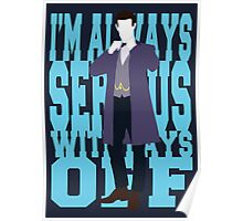 Quotable Who - Eleventh Doctor Poster