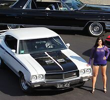 Buick GSX by Andrew Felton