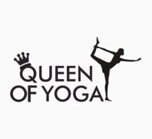 Queen of yoga by nektarinchen