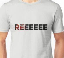 REEEEEE Angry Pepe Unisex T-Shirt