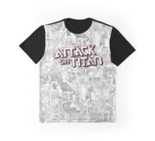 Attack On Titan Graphic T-Shirt