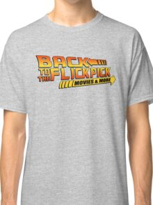 Back To The Flick Pick  Classic T-Shirt