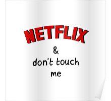 Netflix. Poster