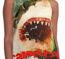 Cape Cod Shark Attack Contrast Tank
